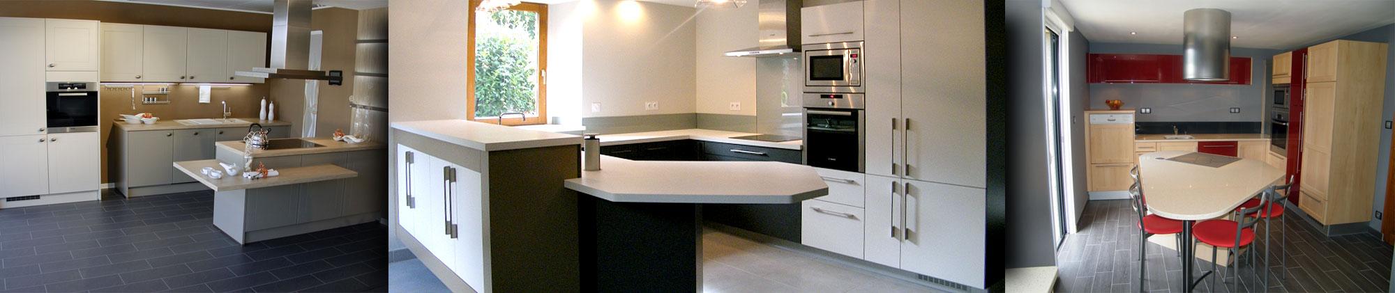 Salle De Bain Cuisine ~ photo de r alisations de cuisine salle de bain am nagement